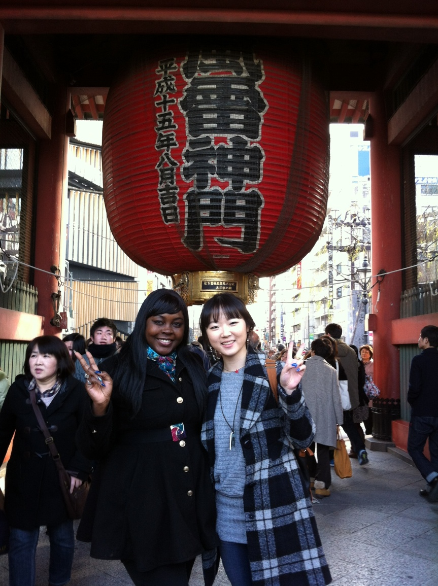 Lessons from Social Justice Mission inJapan