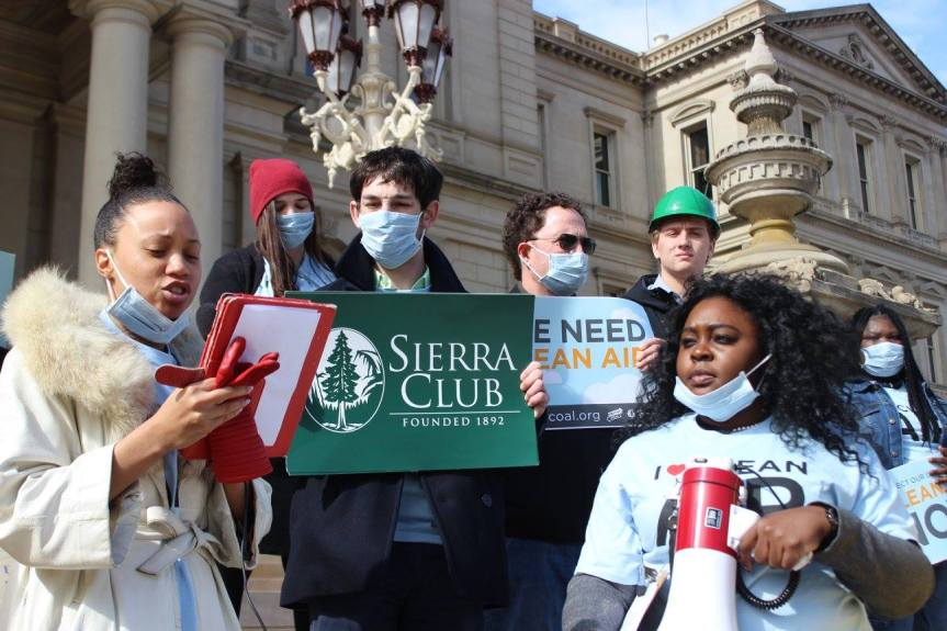 From Protest to Power: Day 1 of Building Grassroots Community Power with Sierra Club