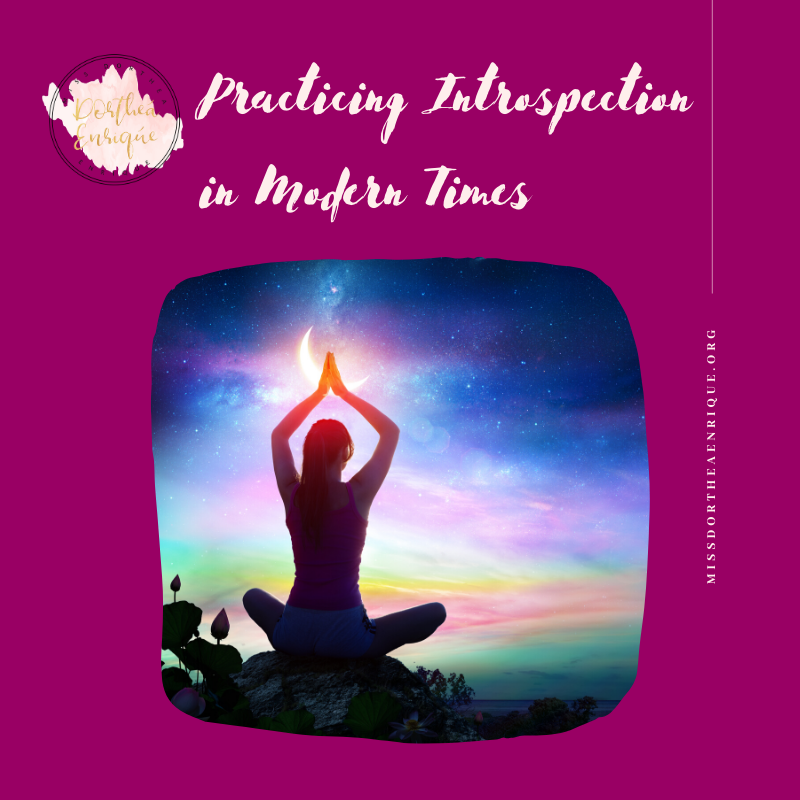 Spiritual Growth: Practicing Introspection in Modern Times